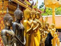 thai buddha royaltyfri fotografi