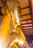 thai buddha Arkivbilder