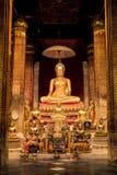 thai buddha Arkivbild