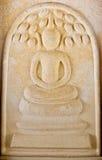 Thai buddha amulet Royalty Free Stock Photos