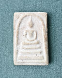 Thai Buddha amulet Royalty Free Stock Photos