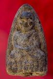 Thai Buddha amulet Royalty Free Stock Images