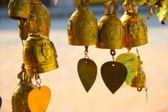 Thai Buddha Bell. A group of Thai Buddha Bell Stock Photos