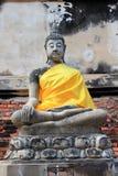 thai buddha bild Arkivbild