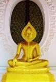 Thai Buddha. In thailand, beautiful royalty free stock photo