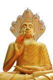 Thai Buddha Golden Stock Photography