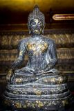 Thai Buddha Statue from a Bangkok temple, Thailand. Thai Buddha Statue from a Bangkok temple in Thailand. Budism Stock Image