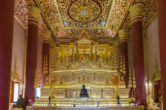 Thai buddha statue Stock Photography