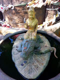 Thai Buddha Statue In Patong Phuket Thailand Stock Image