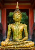 Thai Buddha Statue Royalty Free Stock Photography