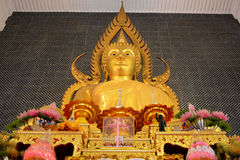 Thai Buddha statue Royalty Free Stock Photography