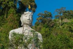 thai buddha staty Royaltyfria Foton