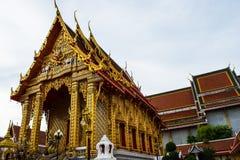 The Thai Buddha temple Royalty Free Stock Image