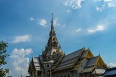 Thai Buddha Temple Stock Photo