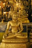 thai buddhas Royaltyfria Foton