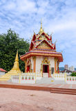 Thai Buddhist Temple – Penang Malaysia Stock Photo