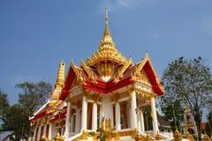 Thai Buddhist temple Stock Image