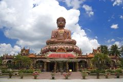 Thai Buddhist Temple Stock Photography