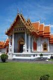 Thai Buddhist temple in Bangkok Royalty Free Stock Image