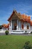 Thai Buddhist temple in Bangkok Stock Photo