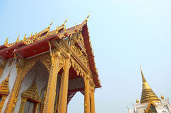 Thai Buddhist Temple Royalty Free Stock Image
