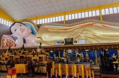 Thai Buddhist Temple – Penang Malaysia Royalty Free Stock Image