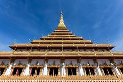 Thai buddhist temple Stock Image
