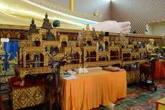Thai buddhist temple Stock Images