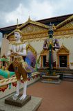 Thai buddhist temple Stock Images