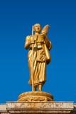 thai buddistisk staty Arkivfoto