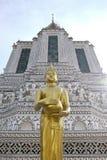 thai buddistiskt tempel Royaltyfria Bilder