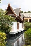 Thai building Royalty Free Stock Image