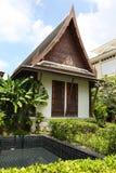 Thai building Stock Photo