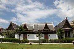 Thai building Royalty Free Stock Photos
