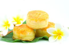 Thai cake Royalty Free Stock Image