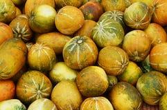 Thai Cantaloupe Melons Royalty Free Stock Photos
