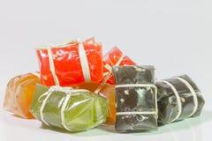 Thai caramel candy Royalty Free Stock Photos