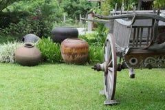 Thai cart Stock Photos