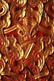 Thai Carving Art Stock Images