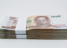 Thai Cash Royalty Free Stock Images