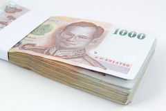 Thai Cash Stock Photo