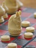 The Thai chess Royalty Free Stock Photos