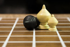 THai Chess Royalty Free Stock Photography