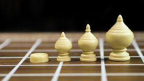 THai Chess Royalty Free Stock Photos