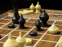 THai Chess Stock Image