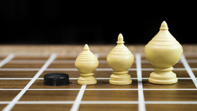 THai Chess Stock Images