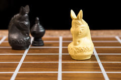 THai Chess Stock Photo