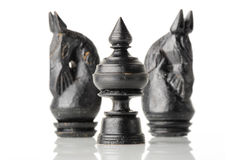 Thai chess Royalty Free Stock Photos