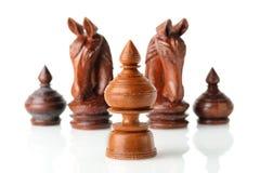 Thai chess Stock Photo
