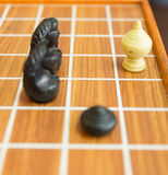 Thai chess Royalty Free Stock Image